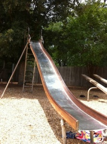 radiant-barrier-low-e-emissivity-material-playground-slide
