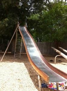 radiant-barrier-low-e-emissivity-material-playground-slide